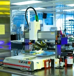 Optical Bonding Platform