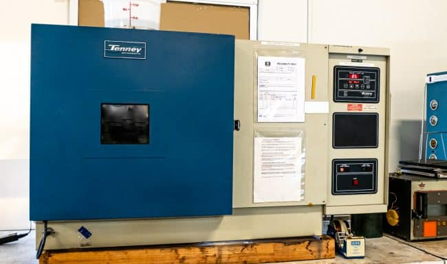 Thermal and Humidity Chamber solutions