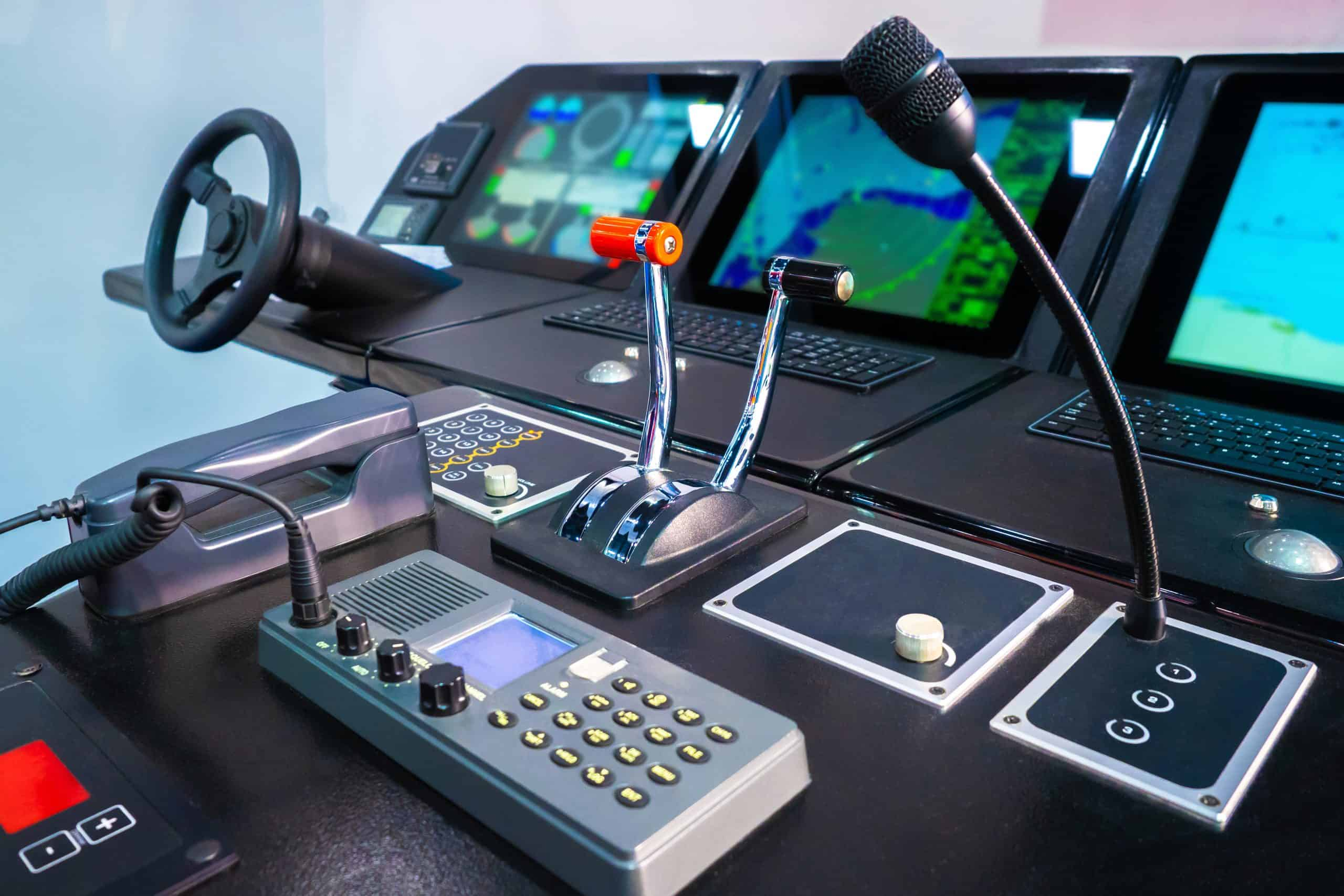 e3 navigation display